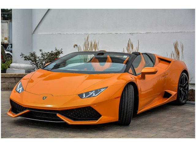 Used 2016 Lamborghini Huracan Car For Sale In Dominican Republic