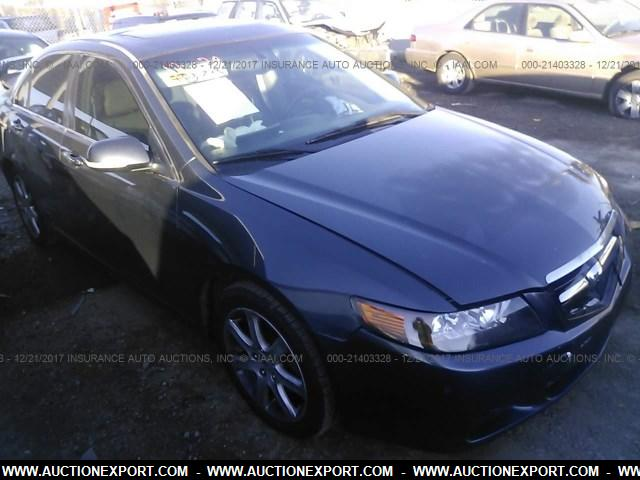 Used ACURA TSX AT WITH NAVIGATION Car For Sale In Dominican - 2004 acura tsx navigation