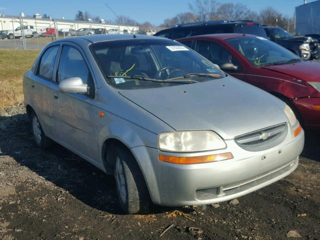 Used 2004 Chevrolet Aveo Ls Car For Sale In Dominican Republic
