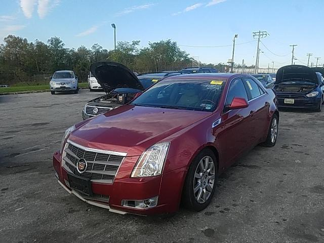 Used 2009 Cadillac Cts 3 6l Sidi Car For Sale In Dominican Republic