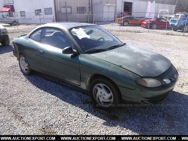 Thinking Of Ing A Used Car In Dominican Republic Visit Auctionexport Make Ford Model Zx2 Cool Hot Year 1999
